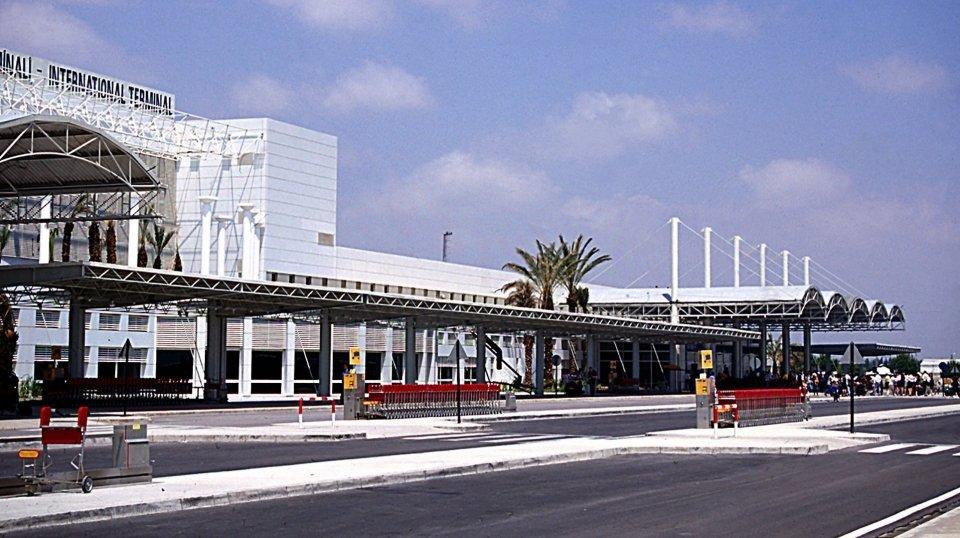 Международный аэропорт Анталии, Терминал №1