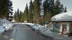 Автостанция «Пампорово»
