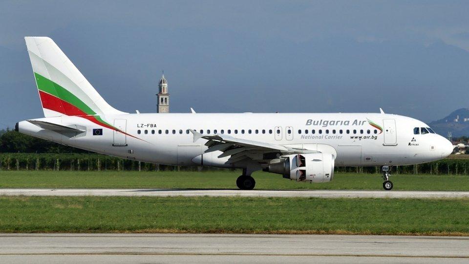 Авиатранспорт в Болгарии