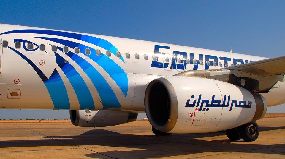 Авиатранспорт в Египте