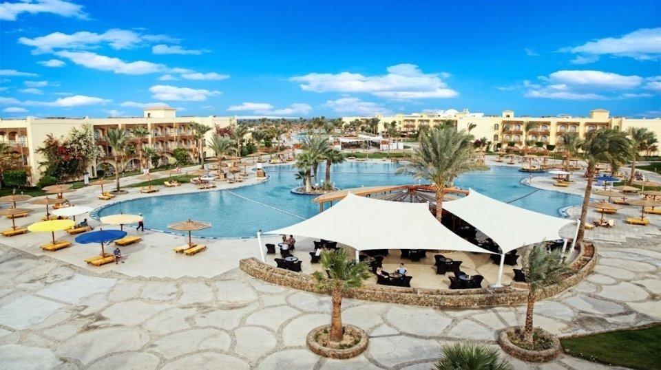 Отели Египта: Desert Rose 5* в Хургаде, Египет