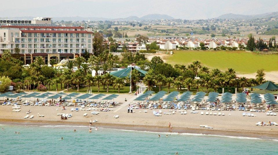 Отели Турции: Aska Washington Hotel 5*, Сиде, Турция