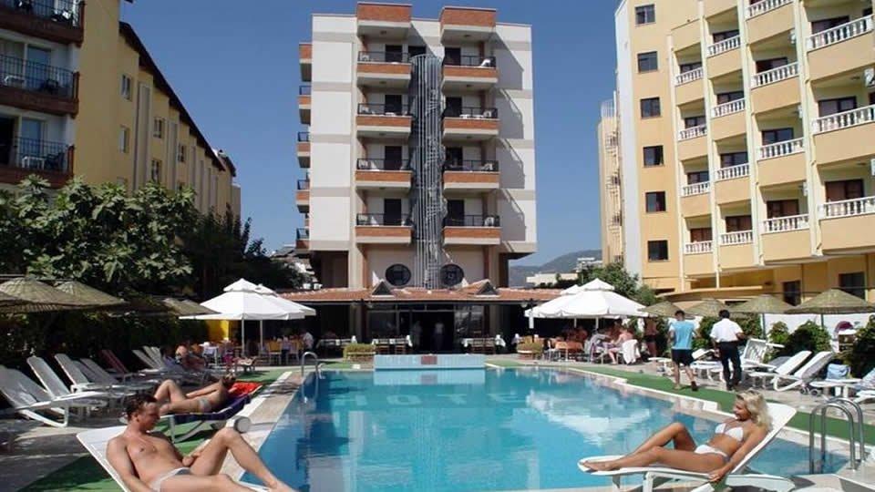 Отель Aegean Park Hotel 3*, Мармарис, Турция