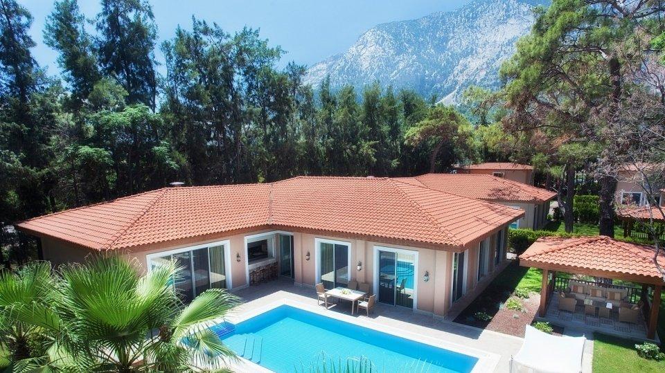 Отель Akka Residence Villa 5*, Кемер, Турция