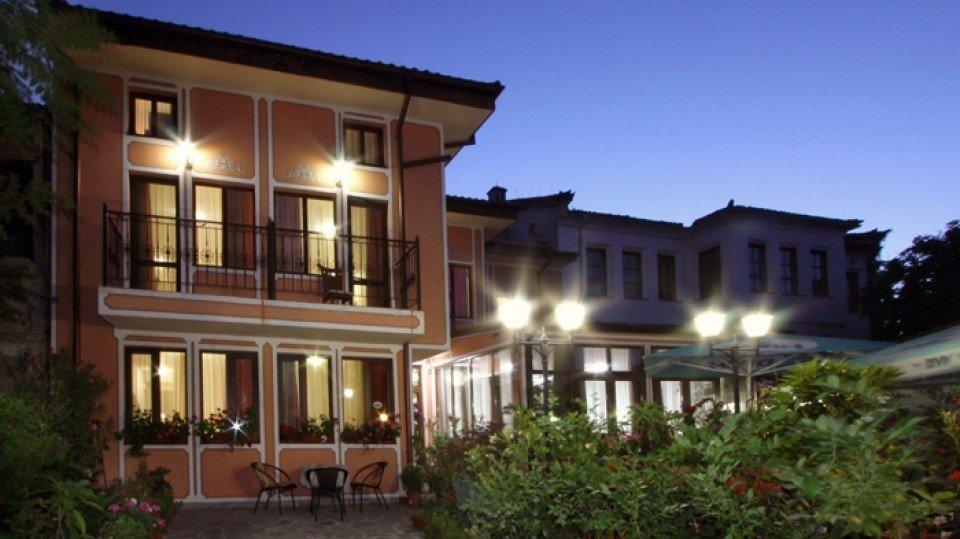 Отель Alafrangite Hotel 3* , Пловдив, Болгария