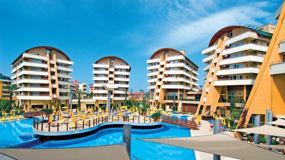 Отель Alaiye Resort & Spa 5*, Алания, Турция