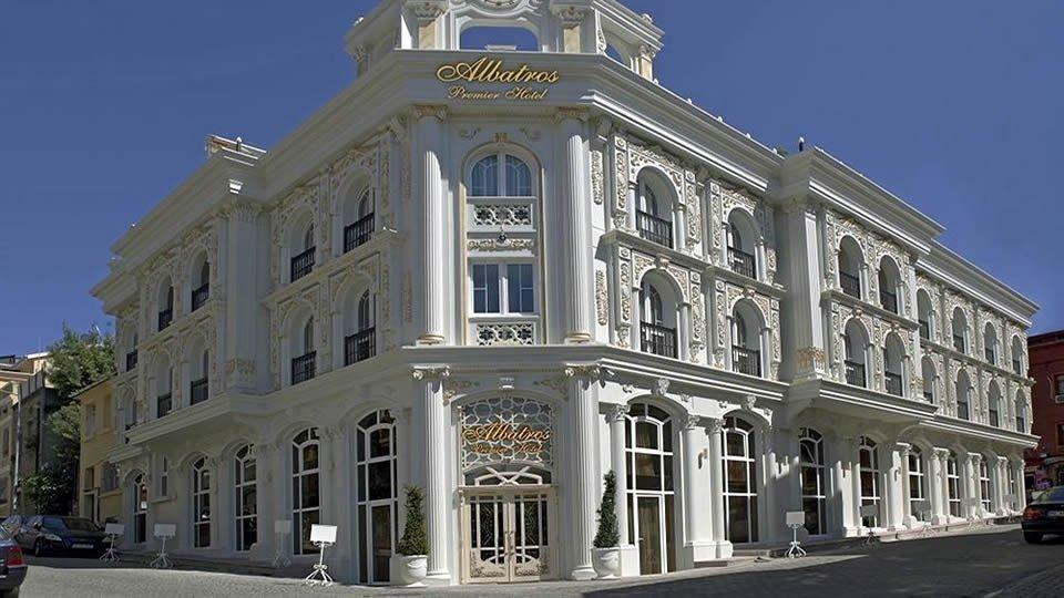 Отель Albatros Premier Hotel 4*, Стамбул, Турция