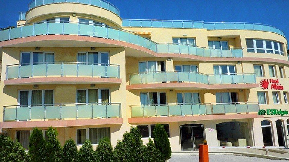 Отель Albicia Hotel 3*, Варна, Болгария