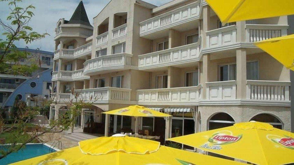 Отель Alekta Hotel 3*, Варна, Болгария