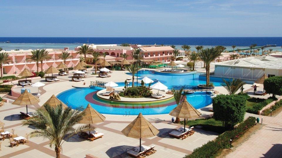 Отель Alexander The Great 4*, Марса Алам, Египет
