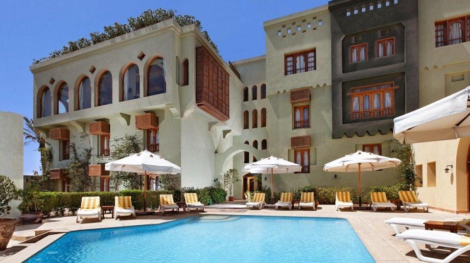 Отель Ali Pasha El Gouna 3*, Эль Гуна, Египет