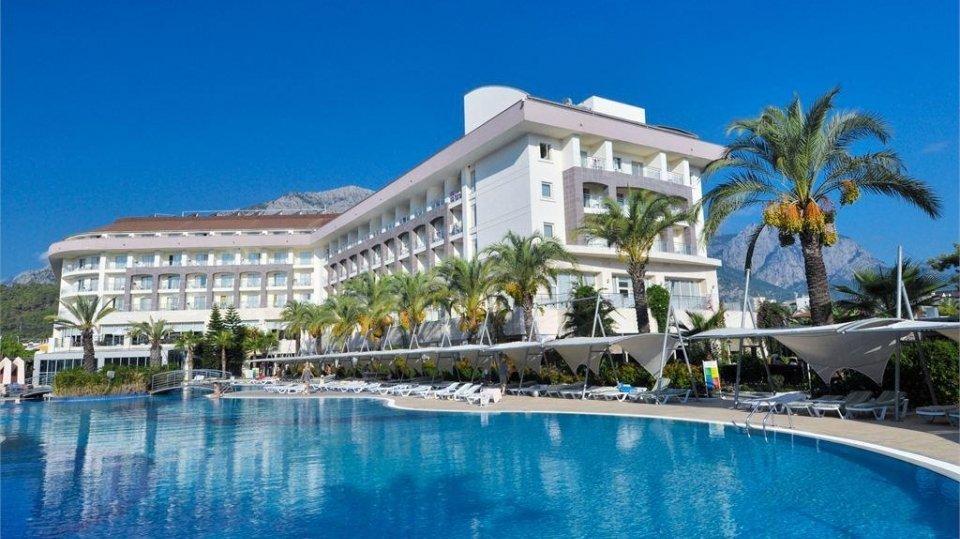 Отель Alkoclar Kemer Hotel 5*, Кемер, Турция
