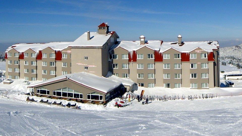 Отель Alkoclar Zone Hotel 4*, Улудаг, Турция