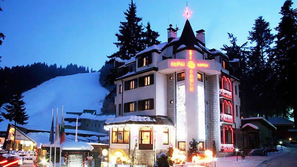 Отель Alpin Hotel 3*, Боровец, Болгария