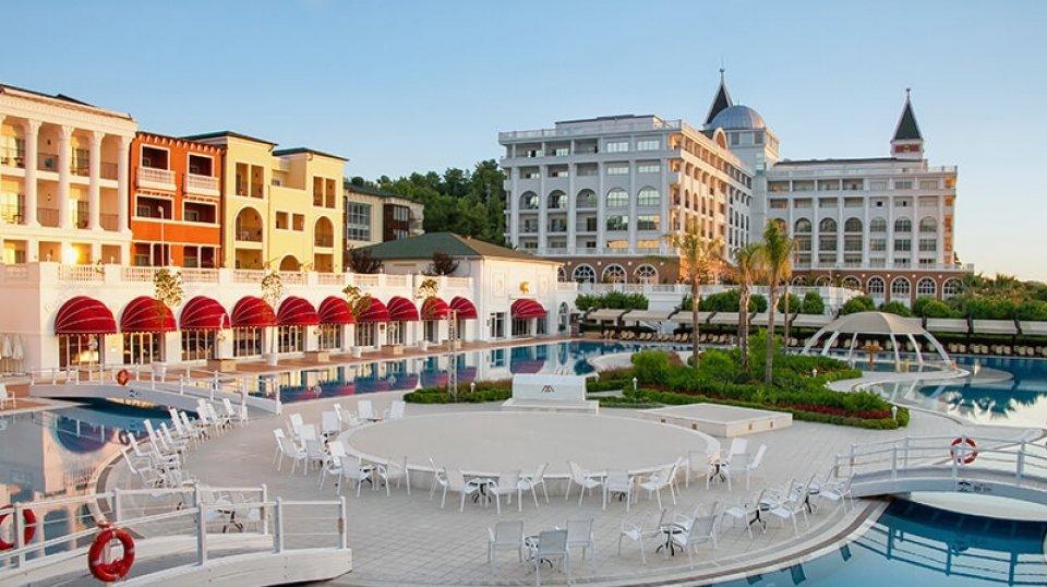 Отель Amara Dolce Vita Luxury 5*, Кемер, Турция