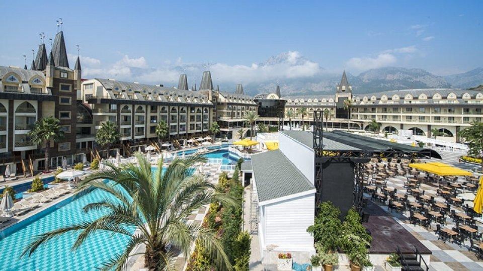 Отель Amara Prestige Elite Hotel 5*, Кемер, Турция