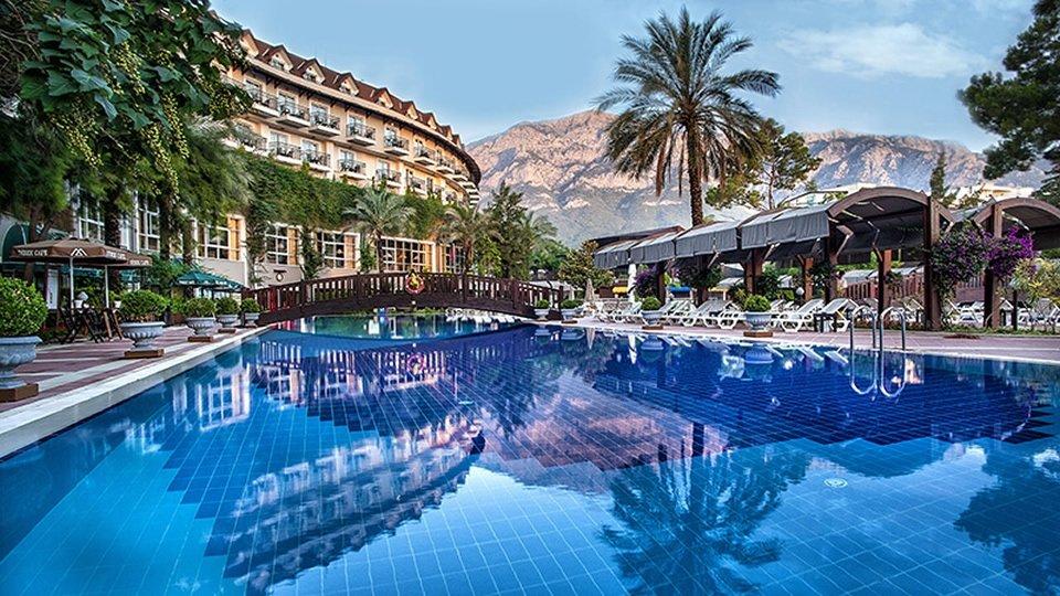 Отель Amara Wing Resort Comfort 5*, Кемер, Турция