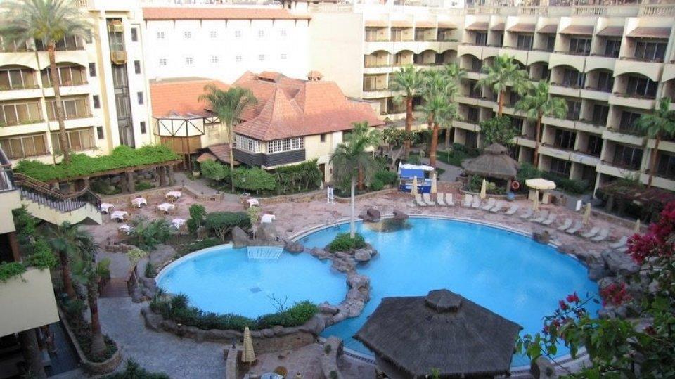 Отель Amarante Pyramids Hotel 5*, Каир, Египет