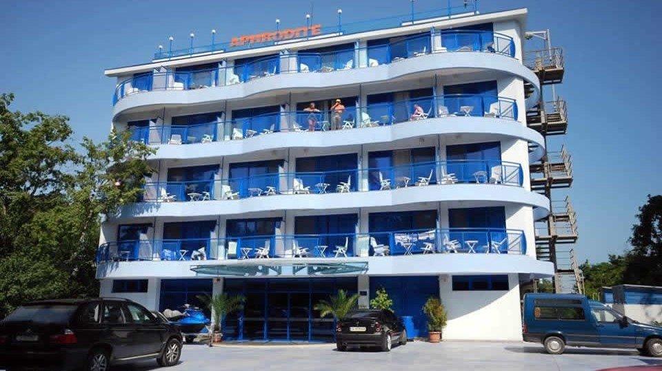 Отель Aphrodite Hotel 3*, Золотые пески, Болгария