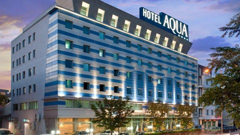 Отель Aqua Hotel 4*, Варна, Болгария