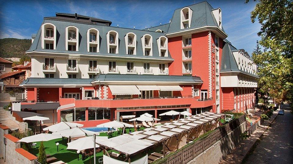 Отель Aquatonik Balneo Complex & Spa 5*, Велинград, Болгария