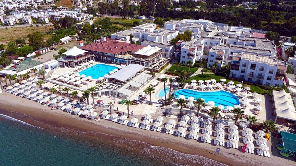 Отель Armonia Holiday Village & Spa 5*, Бодрум, Турция