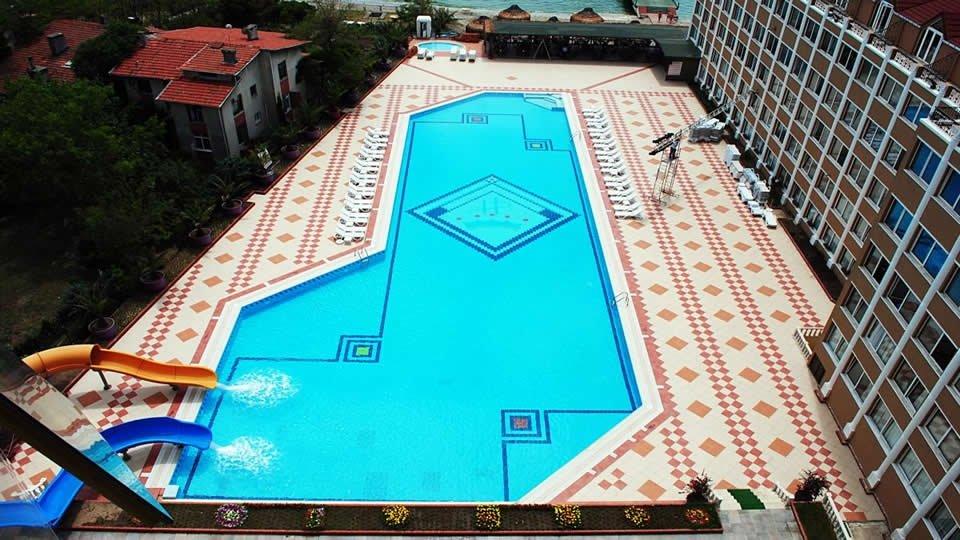 Отель Artemis Marin Princess 5*, Стамбул, Турция