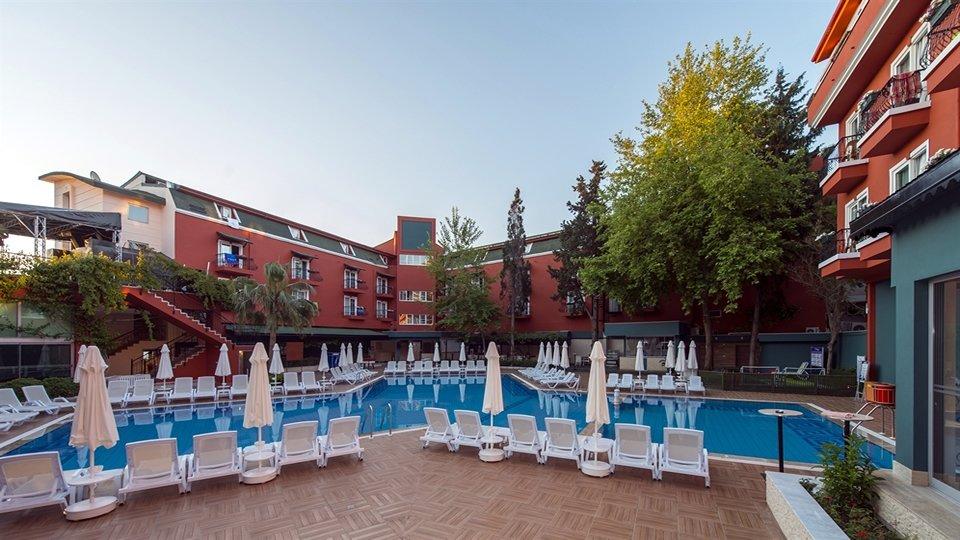 Отель Asdem Park Hotel 3*, Кемер, Турция