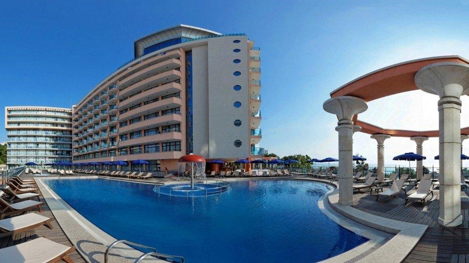 Отель Astera Hotel 4*, Золотые пески, Болгария