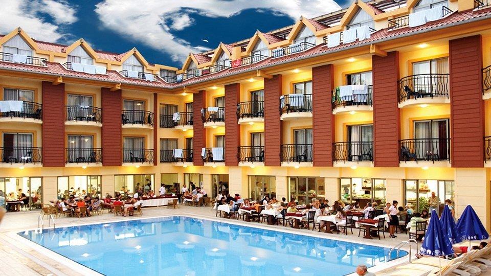 Отель Astoria Hotel Kemer 4*, Кемер, Турция