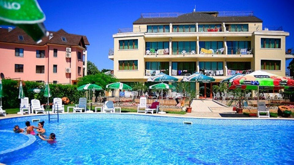 Отель Atlant Hotel 3*, курорт Святые Константин и Елена, Болгария
