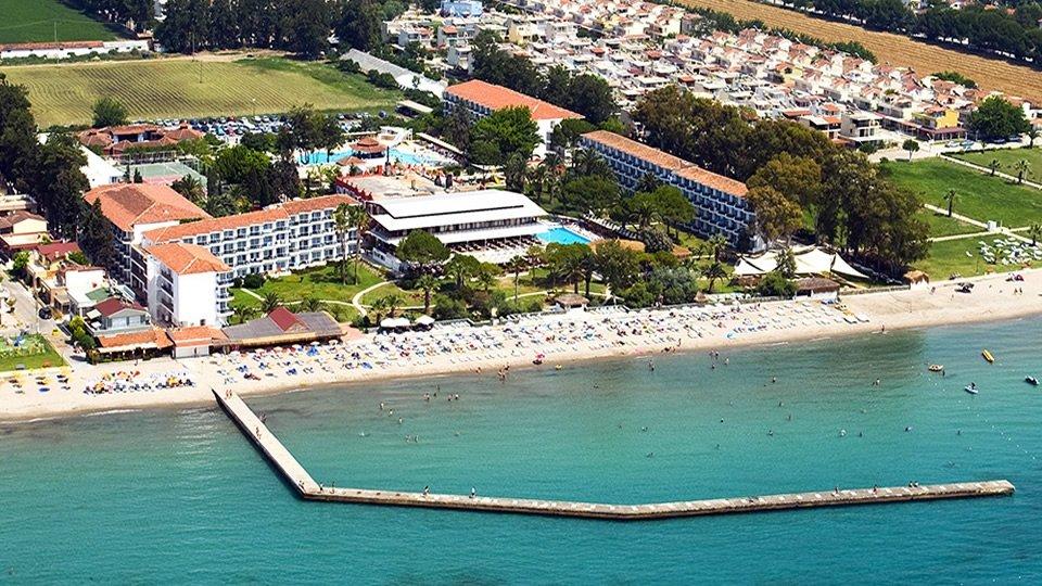 Отель Atlantique Holiday Club 3*, Кушадасы, Турция