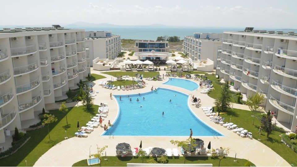 Отель Atlantis Resort & Spa 4*, Бургас, Болгария