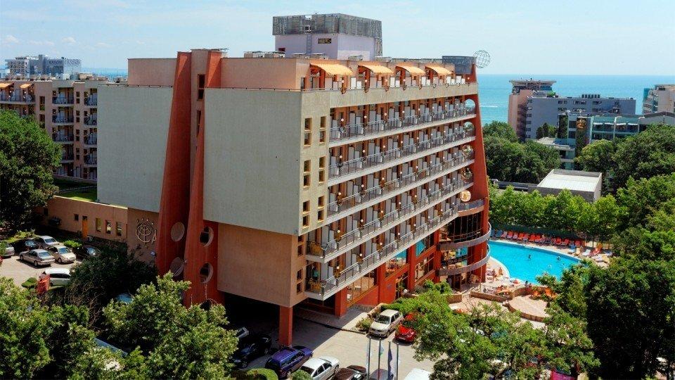 Отель Atlas Hotel 4*, Золотые пески, Болгария
