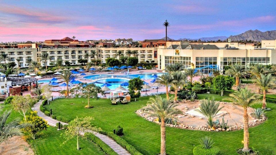 Отель Aurora Oriental Resort 5*, Шарм Эль Шейх, Египет
