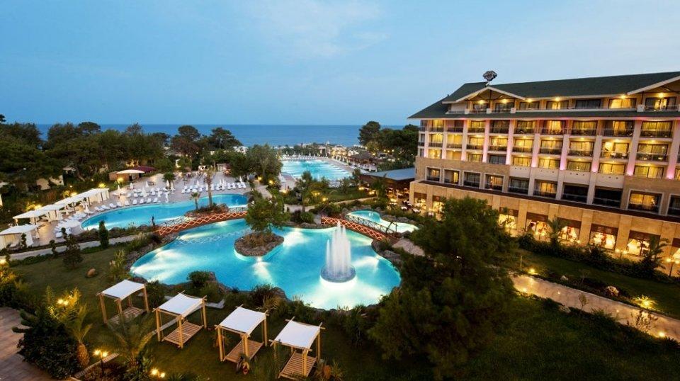 Отель Avantgarde Hotel & Resort 5*, Кемер, Турция