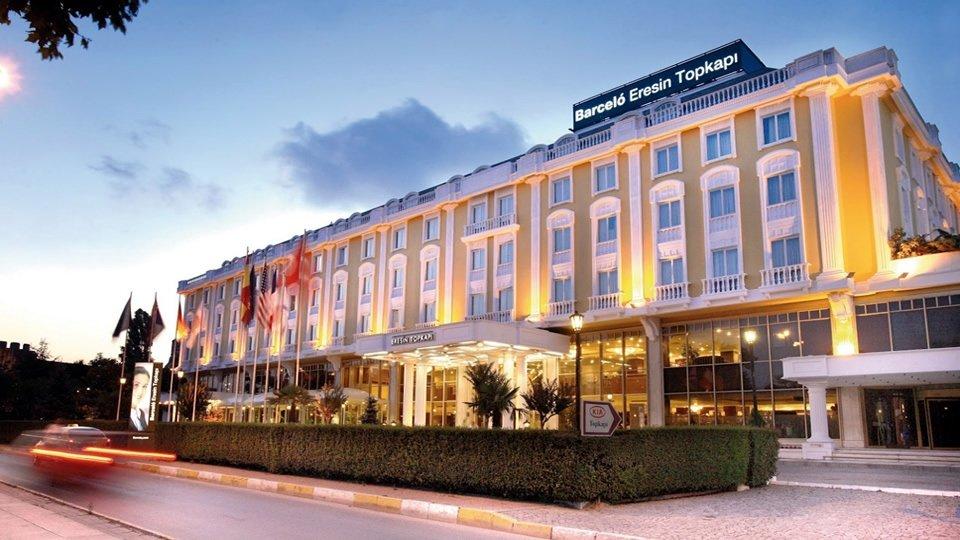 Отель Barcelo Eresin Topkapi Hotel 5*, Стамбул, Турция