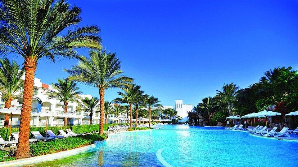 Отель Baron Palms Resort 5*, Шарм Эль Шейх, Египет