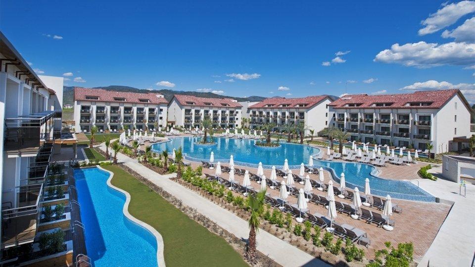 Отель Barut Fethiye Sensatori Hotel 5*, Фетхие, Турция