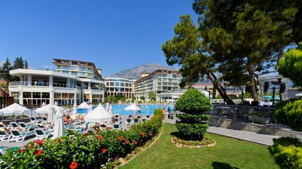 Отель Barut Kemer Resort 5*, Кемер, Турция