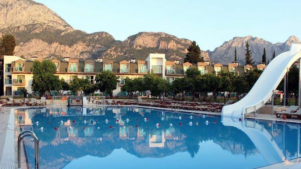 Отель Batont Garden Resort 4*, Кемер, Турция