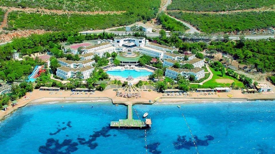 Отель Noa Beach Club Bodrum 5*, Бодрум, Турция