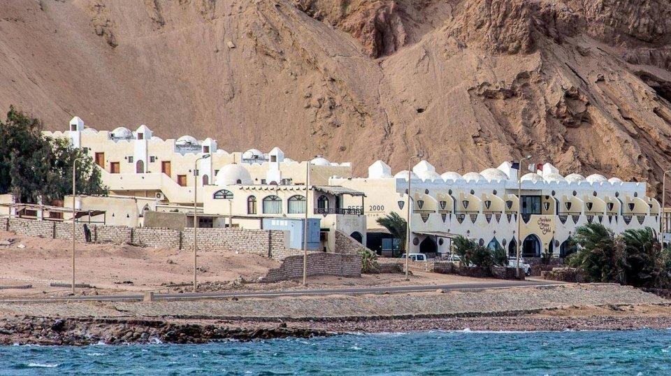Bedouin Moon Hotel 3*, Дахаб, Египет