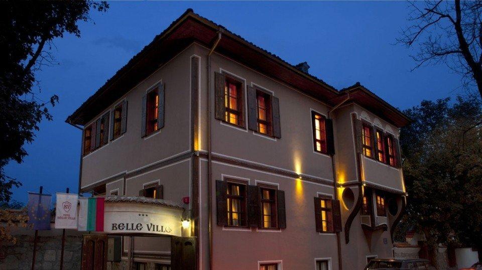 Отель Belle Ville Hotel 3*, Пловдив, Болгария