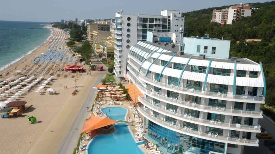 Отель Berlin Golden Beach 4*, Золотые пески, Болгария