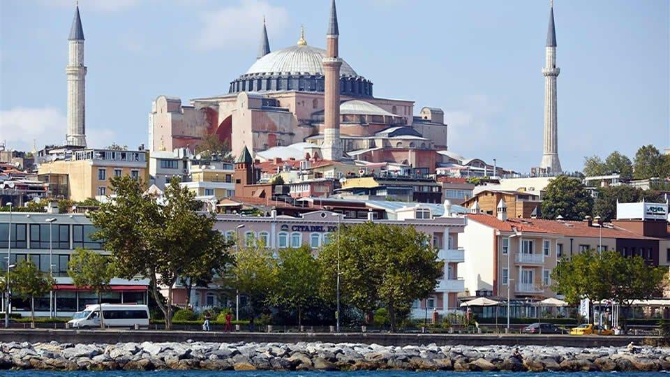 Отель Best Western Citadel Hotel 4*, Стамбул, Турция