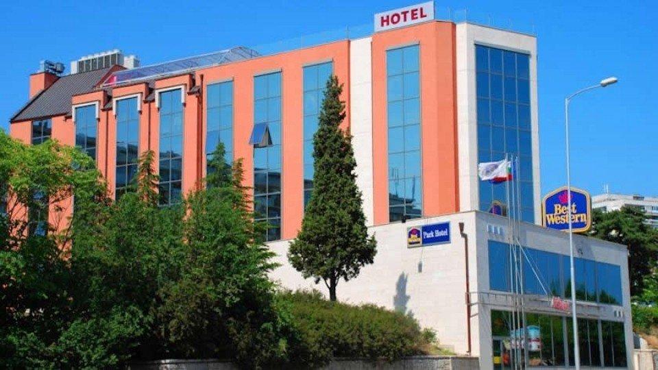 Отель Best Western Park 3*, Варна, Болгария