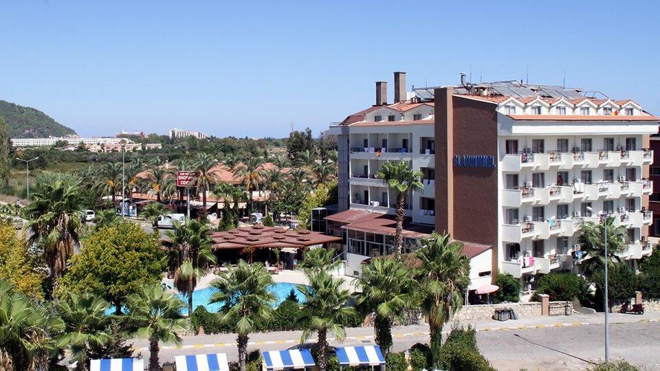 Отель Blauhimmel Hotel 4*, Кемер, Турция