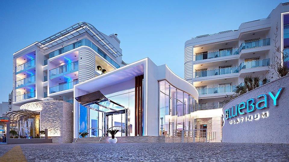 Отель Blue Bay Platinum 5*, Мармарис, Турция