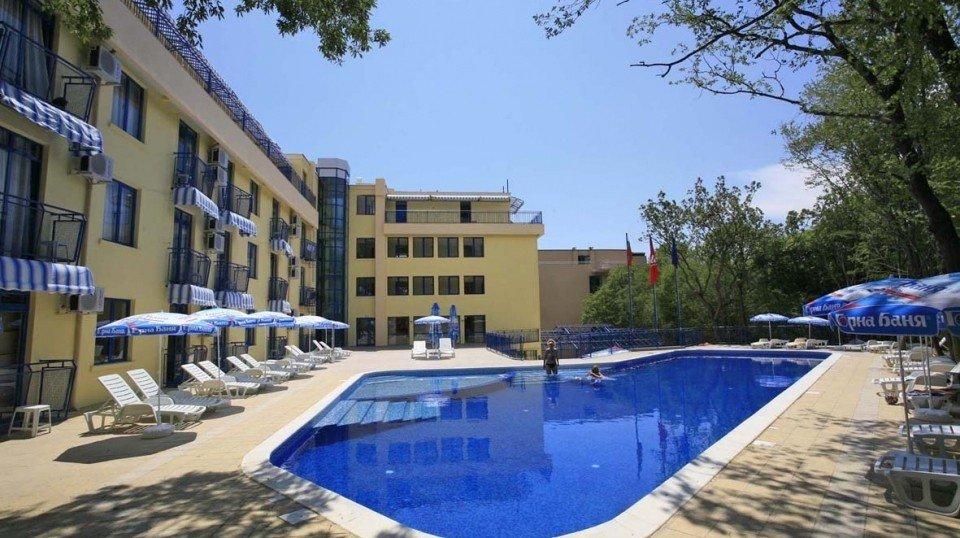 Отель Blue Sky Hotel 3*, Золотые пески, Болгария